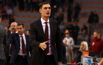 Μπαρτζώκας: Δεν υπάρχει ομάδα στην Euroleague που δεν μπορεί να κερδίσει σε οποιαδήποτε έδρα