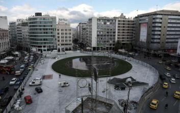 Το Twitter καλωσορίζει τη νέα πλατεία Ομονοίας: «Είναι κούκλα»