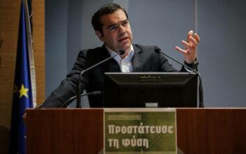 Τσίπρας: Σχέδιο της κυβέρνησης η πλήρης ιδιωτικοποίηση δικτύων και ενεργειακών φορέων