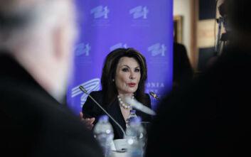 Γιάννα Αγγελοπούλου: Θέλουμε δράσεις που θα αφήσουν θετικό πρόσημο στον τόπο μας
