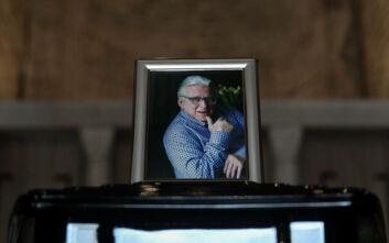 Σήμερα η κηδεία του αγαπημένου ηθοποιού Κώστα Βουτσά