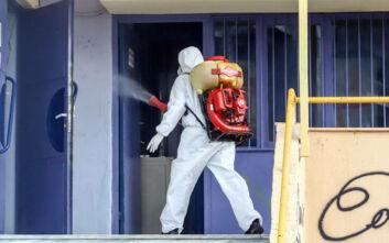 Κορονοϊός: Προληπτικές απολυμάνσεις σε σχολεία και παιδικούς σταθμούς στο Ωραιόκαστρο