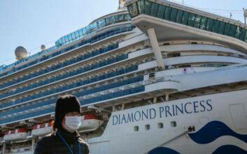 Κορωνοϊός: Η Ιταλία θα επαναπατρίσει 35 επιβάτες του κρουαζιερόπλοιου Diamond Princess