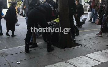Τον μαχαίρωσε για να του πάρει το κινητό στο κέντρο της Θεσσαλονίκης