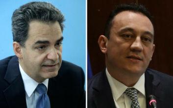 Βουλή: Ναι στην άρση ασυλίας των βουλευτών της ΝΔ Κώστα Βλάση και Άγγελου Συρίγου