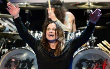 Ο Ozzy Osbourne ακύρωσε και πάλι την περιοδεία του