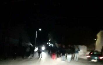 Μόρια: Κάτοικοι κάνουν face control στις εισόδους του χωριού