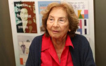 Άλκη Ζέη: Η καταξιωμένη συγγραφέας και τα αγαπημένα έργα της που μεγάλωσαν γενιές