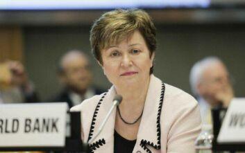 Επικεφαλής ΔΝΤ: «Η επιδημία του κορονοϊού κινδυνεύει να καταστρέψει την παγκόσμια οικονομική ανάπτυξη»