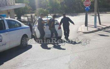 Δύο ανήλικοι ανάμεσα σε τέσσερις συλληφθέντες για κλοπή στη Λαμία