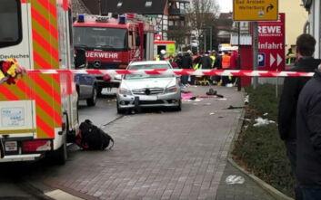 Επίθεση σε καρναβάλι στη Γερμανία: Περίπου 60 τραυματίες, ανάμεσα τους παιδιά