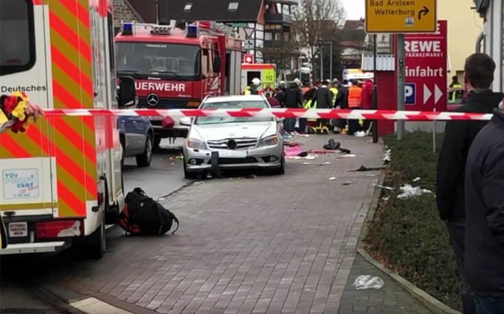 Γερμανία: Ο οδηγός έριξε εσκεμμένα το αυτοκίνητο πάνω στα παιδιά – Τουλάχιστον 30 τραυματίες