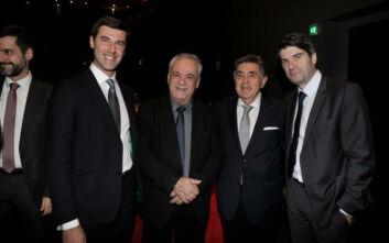 Με ακαδημαϊκούς φοίνικες τίμησε η Γαλλική δημοκρατία τους Κ. Αμαργιανάκη και κ. Μπαλτά