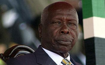 Πέθανε στα 96 του ο πρώην πρόεδρος της Κένυας Ντάνιελ αράπ Μόι