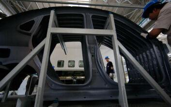 Μπλόκο στην παραγωγή της Hyundai λόγω κοροναϊού