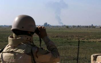 Ιράκ: Τουλάχιστον 10 μαχητές σκοτώθηκαν σε επιθέσεις του ΙΚ