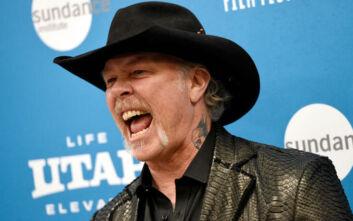 Οι Metallica ακύρωσαν συναυλίες εξαιτίας προβλημάτων υγείας του James Hetfield