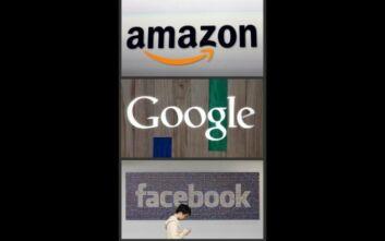 Νομοσχέδιο στην Ισπανία για την φορολόγηση των Facebook, Google και Amazon
