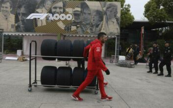 O κορονοϊός ανέβαλε το Grand Prix της Formula 1 στην Κίνα
