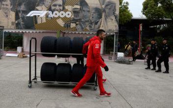 Ο κοροναϊός απειλεί να «αρρωστήσει» και το γκραν πρι της Κίνας στη Formula 1