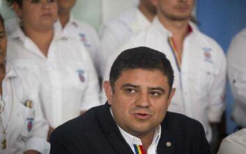 Στη φυλακή για εμπόριο ναρκωτικών ο πρώην υποψήφιος πρόεδρος της Γουατεμάλας