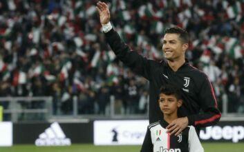 Ο 9χρονος γιος του Κριστιάνο Ρονάλντο συγκέντρωσε 800.000 followers μέσα σε μία μέρα