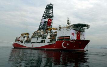 Κυρώσεις από την ΕΕ σε δύο Τούρκους για τις παράνομες γεωτρήσεις