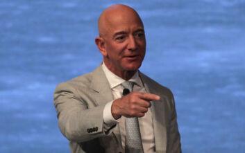 Το νοητικό τέχνασμα του Τζεφ Μπέζος για να αποφασίσει αν θα ιδρύσει την Amazon