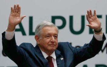 Διεκδικητές για την ηγεσία του Δημοκρατικού Κόμματος στις ΗΠΑ δεν γνωρίζουν τον πρόεδρο του Μεξικού