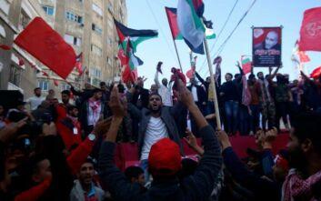 Νεκρός από ισραηλινά πυρά 17χρονος Παλαιστίνιος σε διαδήλωση κατά του σχεδίου Τραμπ