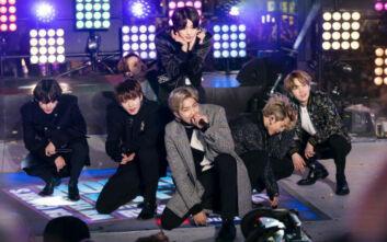 Οι BTS ακύρωσαν τις συναυλίες τους στη Νότια Κορέα λόγω κορονοϊού