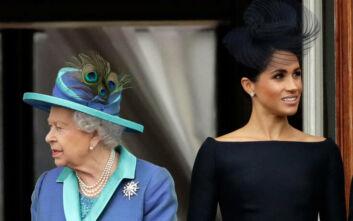 Η Μέγκαν Μαρκλ εναντιώνεται στη βασίλισσα Ελισάβετ - «Τίποτα δεν μπορεί να με σταματήσει»