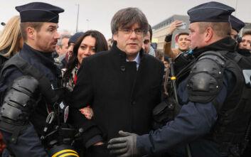 Το Βέλγιο δεν εκδίδει στην Ισπανία τον Καταλανό ηγέτη Κάρλες Πουτζντεμόν