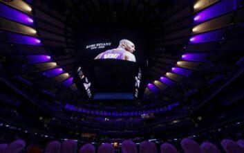 NBA All Star Game: Σύμβολο για τον Κόμπι, την κόρη του και τον Στερν στις φανέλες