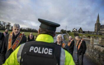 Bόμβα βρέθηκε προσαρμοσμένη σε νταλίκα στη Β. Ιρλανδία, ήθελαν χτύπημα τη μέρα του Brexit