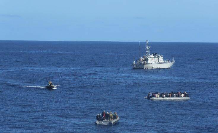 Προσφυγικό: Πρώτη δίκη καπετάνιου που γύρισε πίσω στη Λιβύη μετανάστες που διασώθηκαν στη Μεσόγειο