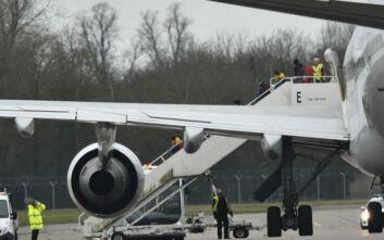 Κοροναϊός: Στη Γαλλία το αεροπλάνο με τους 250 Ευρωπαίους - Πληροφορίες και για έναν Έλληνα ανάμεσά τους