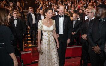 BAFTA 2020: Το αστείο του πρίγκιπα Γουίλιαμ για τη βασιλική οικογένεια