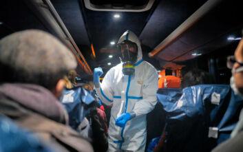 Έκλεψαν ιατρικές μάσκες από γειτονικό δήμο που έχει πληγεί σοβαρά από τον κοροναϊό