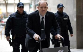 Ο Χάρβεϊ Γουάινστιν προσβλήθηκε από κορονοϊό στη φυλακή