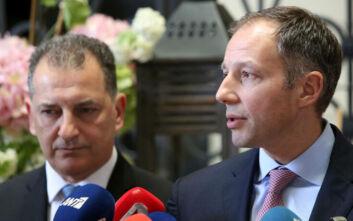 Φάνον: Υποστηρίζουμε την ανάπτυξη ενεργειακών πόρων της Κύπρου στην ΑΟΖ της