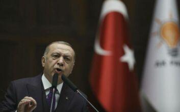 Απίστευτη πρόκληση Ερντογάν: Η Ελλάδα έχει δεχτεί τη συμφωνία Τουρκίας - Λιβύης
