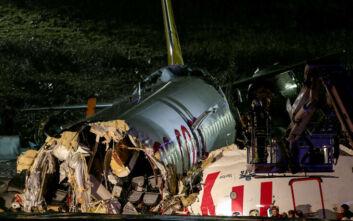Τουρκία: Ένας νεκρός και πάνω από 150 τραυματίες από το αεροπορικό δυστύχημα της Pegasus Airlines