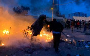 Αποφασισμένοι οι αντικυβερνητικοί διαδηλωτές στο Ιράκ παρά τις ανθρώπινες απώλειες