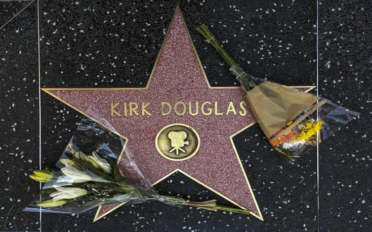 Το αντίο του Μάικλ Ντάγκλας στον Κερκ Ντάγκλας: «Μπαμπά σε αγαπώ, είμαι περήφανος που είμαι γιος σου»