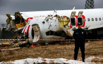 Τουρκία: Έρευνα σε βάρος των πιλότων για το τραγικό δυστύχημα του Boeing 737