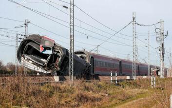 Στους 31 οι τραυματίες από τον εκτροχιασμό τρένου στο Μιλάνο