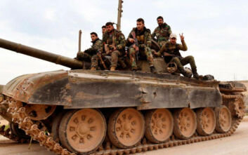 Συρία: Οι δυνάμεις του Άσαντ προελαύνουν στην Ιντλίμπ