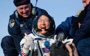 Η παραμονή - ρεκόρ της Κριστίνα Κόουκ στο διάστημα και οι πολύτιμες πληροφορίες που θα δώσει