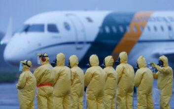 Κορονοϊός: Η επιβράδυνση των ταξιδιών εξαπλώνεται από την Κίνα σε όλη την Ασία